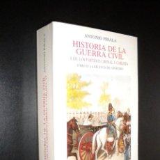 Libros de segunda mano: HISTORIA DE LA GUERRA CIVIL Y DE LOS PARTIDOS LIBERAL Y CARLISTA / TOMO VI / ANTONIO PIRALA. Lote 57991304