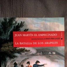 Libros de segunda mano: EPISODIOS NACIONALES DE PÉREZ GALDOS. Lote 58002576