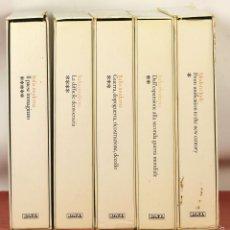 Libros de segunda mano: 7797 - ITALIA MODERNA. 5 TOMOS(VER DESCRIP). VV. AA. EDI. BNL. 1982/1986.. Lote 58067259