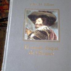 Libros de segunda mano: EL CONDE DUQUE DE OLIVARES. ELLIOTT, J. H.. Lote 76282003