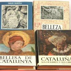 Libros de segunda mano: 7829 - EDICIONES AEDOS. 4 TOMOS(VER DESCRIPCIÓN). CARLOS SOLDEVILA. 1949-1956.. Lote 58198590