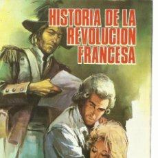 Libros de segunda mano: HISTORIA DE LA REVOLUCIÓN FRANCESA. A. THIERS. EDICIONES B. BARCELONA. 1969. Lote 58293321