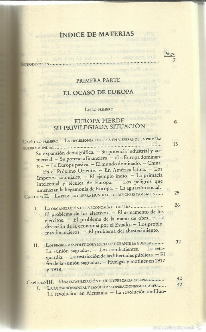 Libros de segunda mano: LA ÉPOCA CONTEMPORÁNEA. EDICIONES DESTINO. BARCELONA. 1961 - Foto 4 - 58293382