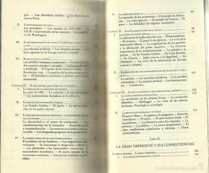 Libros de segunda mano: LA ÉPOCA CONTEMPORÁNEA. EDICIONES DESTINO. BARCELONA. 1961 - Foto 5 - 58293382