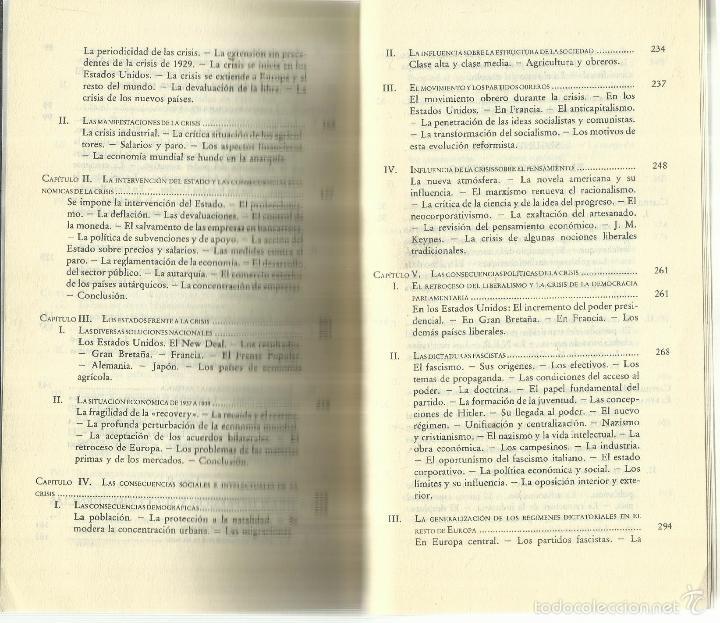 Libros de segunda mano: LA ÉPOCA CONTEMPORÁNEA. EDICIONES DESTINO. BARCELONA. 1961 - Foto 6 - 58293382