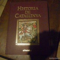 Libros de segunda mano: HISTORIA DE CATALUNYA DE EL PERIODICO, PERFECTO ESTADO. Lote 58643968