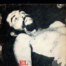 Libros de segunda mano: EL DIARIO DEL CHE (BILBAO, 1968) CON FOTOGRAFÍAS. Lote 95719658