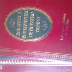 Libros de segunda mano: LAS COMUNIDADES DE CASTILLA. JOSÉ ANTONIO MARAVALL. Lote 63307328