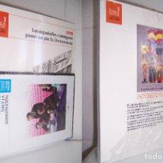 Libros de segunda mano: EL CAMINO DE LA LIBERTAD (1978-2008). LA DEMOCRACIA AÑO A AÑO. Lote 64751055