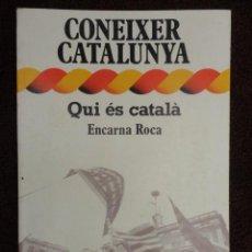 Libros de segunda mano: QUI ES CATALA - 1.977 - ( CATALAN ) - NUEVO. Lote 66848626
