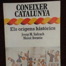 Libros de segunda mano: ELS ORIGENS HISTORICS - 1.977 - ( CATALAN ) NUEVO. Lote 66851642
