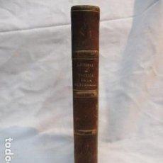 Libros de segunda mano: TÁCTICA DE LA SUBVERSIÓN. BURNHAM, JAMES. 1955 GUILLERMO KRAFT - LIBRO NUMERADO - VER FOTOS. Lote 67991801