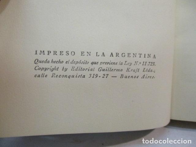 Libros de segunda mano: TÁCTICA DE LA SUBVERSIÓN. BURNHAM, James. 1955 Guillermo Kraft - Libro numerado - ver fotos - Foto 4 - 67991801