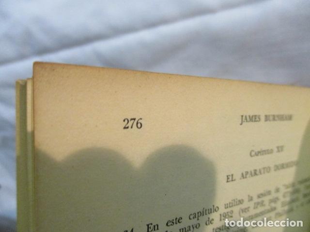 Libros de segunda mano: TÁCTICA DE LA SUBVERSIÓN. BURNHAM, James. 1955 Guillermo Kraft - Libro numerado - ver fotos - Foto 8 - 67991801