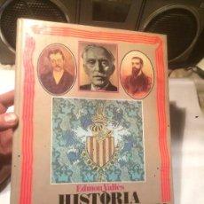 Libros de segunda mano: ANTIGUO LIBRO HISTÓRIA DE CATALUNYA EN IMATGES ESCRITO POR EDMOND VALLES AÑO 1977. Lote 69717557
