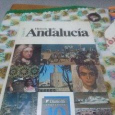 Libros de segunda mano: HISTORIA DE ANDALUCÍA. DIARIO 16. ENCUADERNADO COMPLETO. EST3B2. Lote 70354945