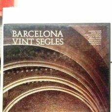 Libros de segunda mano: BARCELONA VINT SEGLES 1991 ALBERT GARCIA ESPUCHE. Lote 72111259
