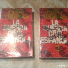 Libros de segunda mano: ANTIGUO 2 LIBRO LA GUERRA CIVIL ESPAÑOLA ESCRITO POR HUGH THOMAS AÑO 1976 . Lote 73553179