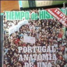 Libros de segunda mano: TIEMPO DE HISTORIA. PORTUGAL. ANATOMÍA DE UNA FRUSTRACIÓN. Lote 74379091