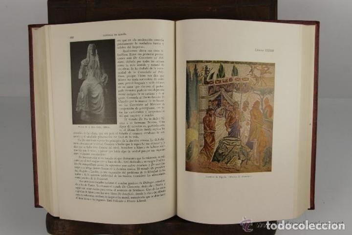 Libros de segunda mano: 4525- HISTORIA DE ESPAÑA Y SU INFLUENCIA EN LA HISTORIA UNIVERSAL. EDIT. SALVAT. VV.AA. 1943. 12 VOL - Foto 2 - 41566374