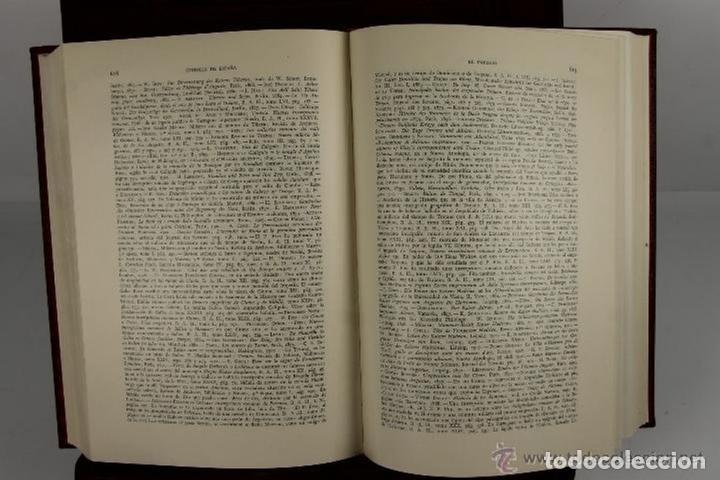 Libros de segunda mano: 4525- HISTORIA DE ESPAÑA Y SU INFLUENCIA EN LA HISTORIA UNIVERSAL. EDIT. SALVAT. VV.AA. 1943. 12 VOL - Foto 3 - 41566374