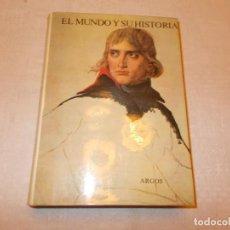 Libros de segunda mano: EL MUNDO Y SU HISTORIA TOMO VII. Lote 75746863
