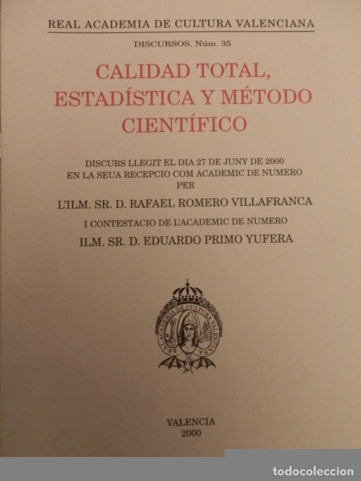 Libros de segunda mano: REAL ACADEMIA DE CULTURA VALENCIANA. 13 libros PRESENTACIONES DISCURSOS,VER IMAGENES - Foto 2 - 76903959