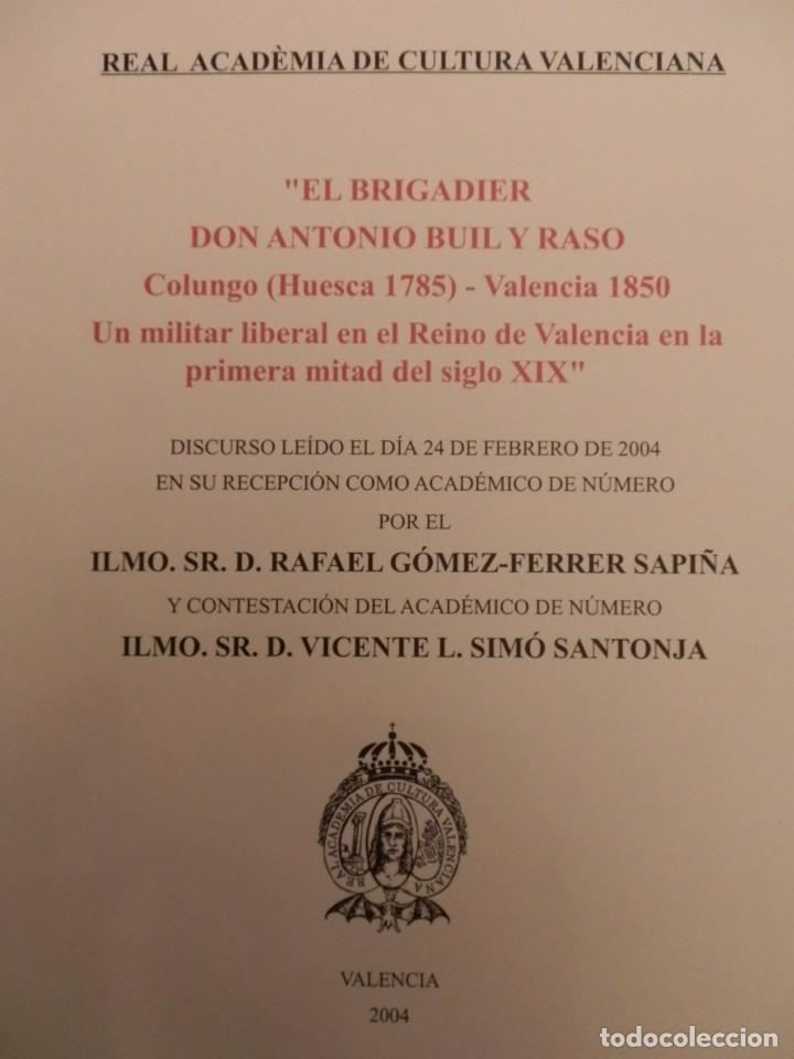 Libros de segunda mano: REAL ACADEMIA DE CULTURA VALENCIANA. 13 libros PRESENTACIONES DISCURSOS,VER IMAGENES - Foto 10 - 76903959