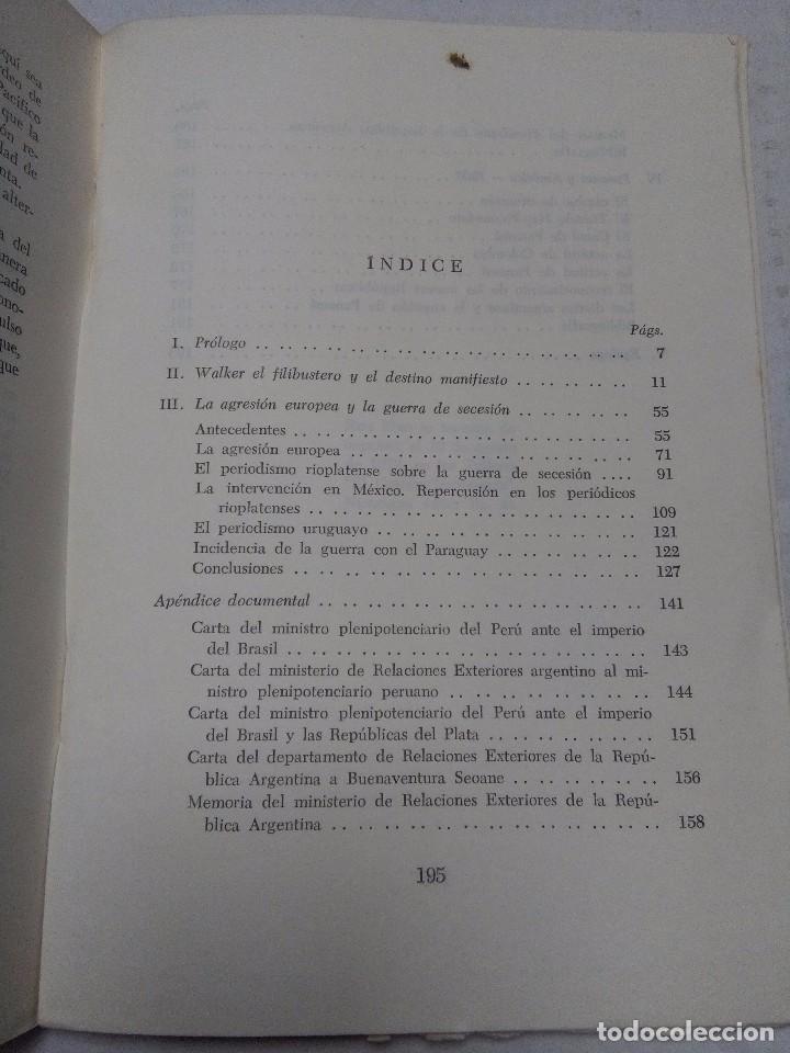 Libros de segunda mano: Formación de la conciencia americana. Tres momentos claves en la historia de America Latina - Foto 2 - 77345593