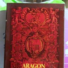 Libros de segunda mano: ARAGON EN SU HISTORIA. Lote 78438269