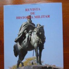 Libros de segunda mano: REVISTA DE HISTORIA MILITAR, MADRID ARTE Y MILICIA. Lote 81077676