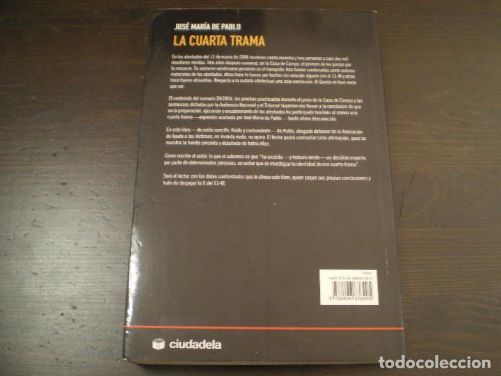la cuarta trama - verdades y mentiras en el cas - Comprar Libros de ...