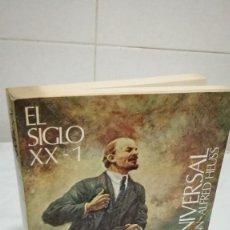 Libros de segunda mano: 26-EL SIGLO XX, TOMO I, ESPASA-CALPE, 1985. Lote 82130440