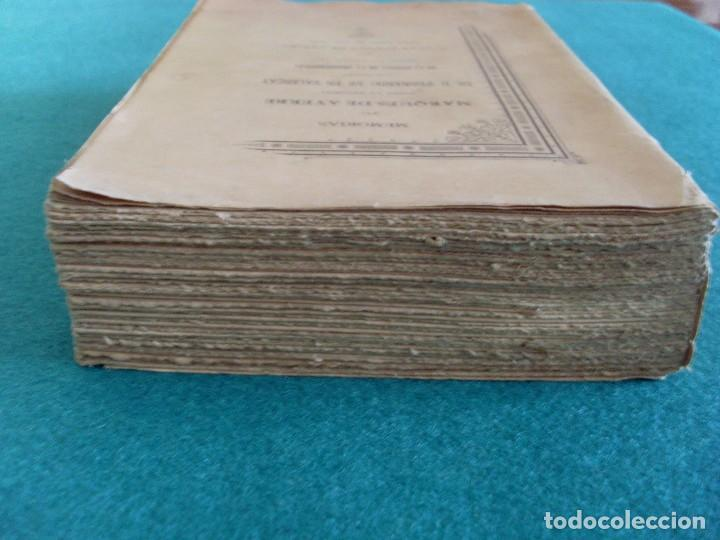 Libros de segunda mano: MEMORIAS DEL MARQUÉS DE AYERBE SOBRE LA ESTANCIA DE D. FERNANDO VII EN VALENCAY / 1893 - Foto 4 - 83579656