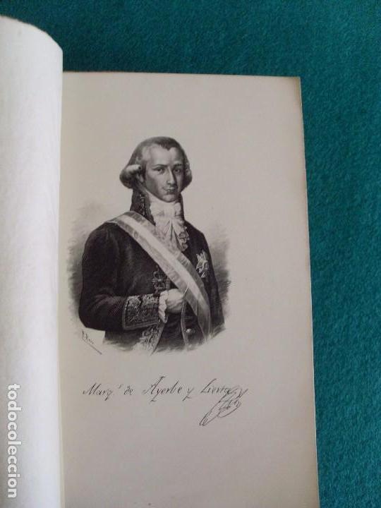 Libros de segunda mano: MEMORIAS DEL MARQUÉS DE AYERBE SOBRE LA ESTANCIA DE D. FERNANDO VII EN VALENCAY / 1893 - Foto 8 - 83579656