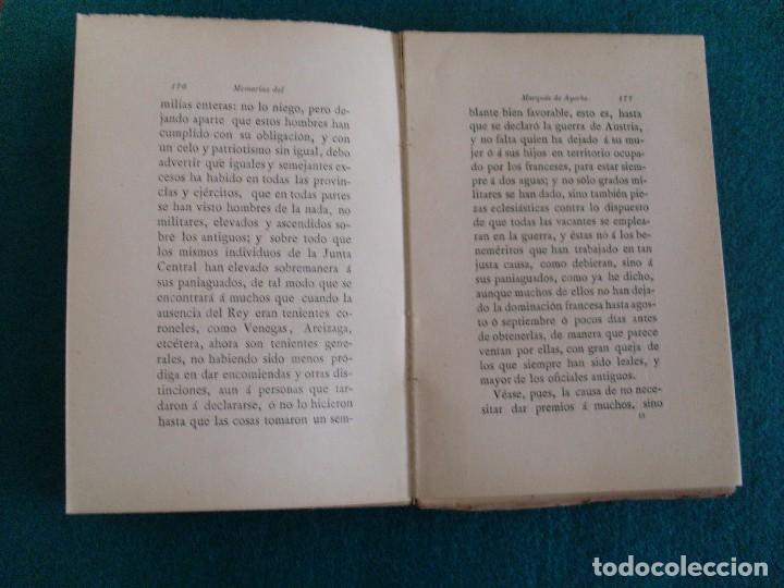 Libros de segunda mano: MEMORIAS DEL MARQUÉS DE AYERBE SOBRE LA ESTANCIA DE D. FERNANDO VII EN VALENCAY / 1893 - Foto 10 - 83579656