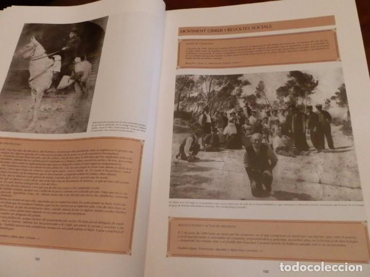 Libros de segunda mano: TORRENT Y LA SEUA PREMSA ENTRE DOS SEGLES 1890-1910,+500 PP, GRAN FORMATO 35X47 - Foto 6 - 84503372