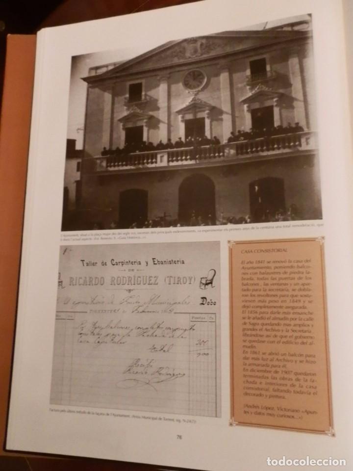 Libros de segunda mano: TORRENT Y LA SEUA PREMSA ENTRE DOS SEGLES 1890-1910,+500 PP, GRAN FORMATO 35X47 - Foto 12 - 84503372