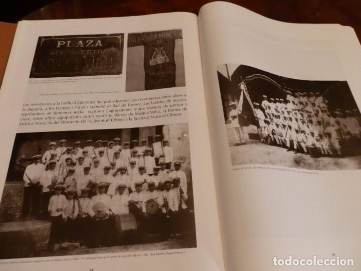 Libros de segunda mano: TORRENT Y LA SEUA PREMSA ENTRE DOS SEGLES 1890-1910,+500 PP, GRAN FORMATO 35X47 - Foto 15 - 84503372