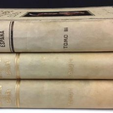 Libros de segunda mano: FOLKLORE Y COSTUMBRES DE ESPAÑA. 3 TOMOS. EDIT. A. MARTÍN. 1943/1946.. Lote 84569760