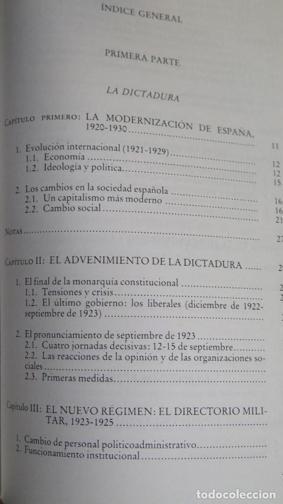 Libros de segunda mano: LA CRISIS DEL ESTADO: DICTADURA, REPUBLICA, GUERRA. 1923--1939 - Foto 2 - 85235208