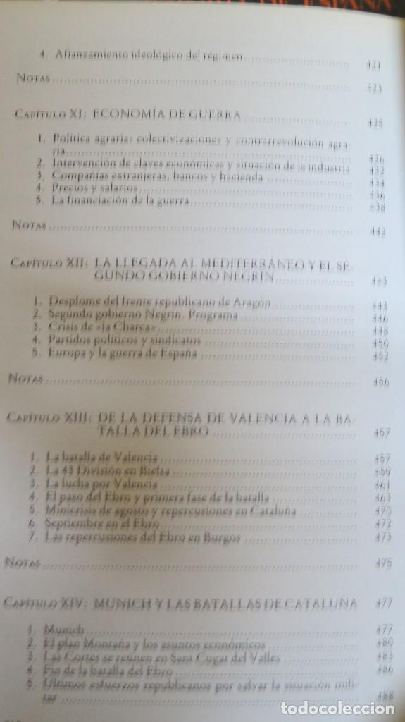 Libros de segunda mano: LA CRISIS DEL ESTADO: DICTADURA, REPUBLICA, GUERRA. 1923--1939 - Foto 9 - 85235208
