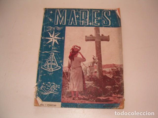 MARES NÚMERO 75. REVISTA MENSUAL. RM80582. (Libros de Segunda Mano - Historia Moderna)