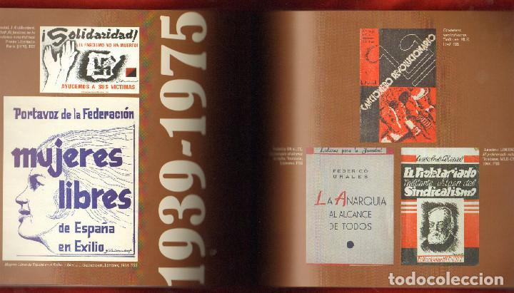 Libros de segunda mano: 100 AÑOS DE ANARCO SINDICALISMO - CGT - Foto 2 - 87067120