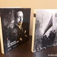Libros de segunda mano: EL REINADO DE ALFONSO XIII Y LA SEGUNDA REPUBLICA EL PAIS DIFICIL. Lote 88740968