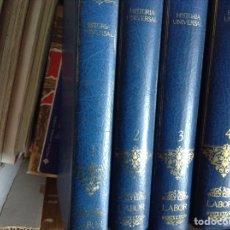 Libros de segunda mano - Historia universal moderna. Cuatro tomos. Paul Petit. Labor - 90632540