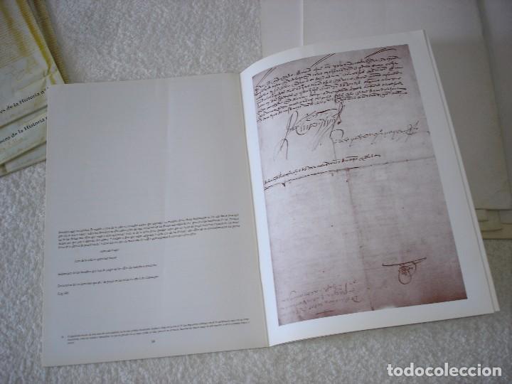 Libros de segunda mano: VOCES DE LA HISTORIA: 9 NUMEROS (TODOS LOS PUBLICADOS) - ARCHIVO DE LA CASA DE MEDINA SIDONIA - Foto 12 - 90968450