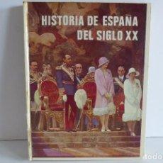 Libros de segunda mano: HISTORIA DE ESPAÑA DEL SIGLO XX - EDITORIAL VERGARA 1976. Lote 91001715