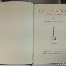 Libros de segunda mano: HISTORIA DEL ARTE. 4 VOLÚMENES. VARIOS AUTORES. EDITORIAL LABOR. 1945/1948.. Lote 91071710