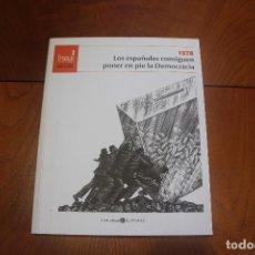 Libros de segunda mano: EL CAMINO DE LA LIBERTAD - LA DEMOCRACIA AÑO A AÑO 1. Lote 92960175